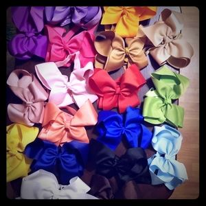 Other - Girls hairbows